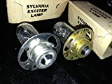 TopOne Sylvania Bak Sound Exciter Lamp NOS 4V 75A Ke 040 Combined Shipping on Lamps
