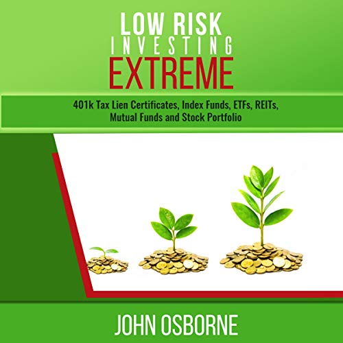 Low Risk Investing Extreme audiobook cover art