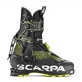 SCARPA Scarponi da Sci Alpinismo Alien 1.0, Carbon Black, 24.0