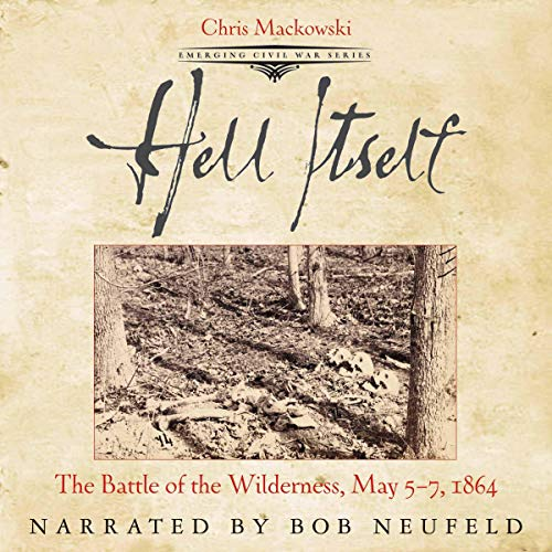 Hell Itself audiobook cover art