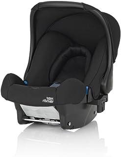 Preis-Leistungs-Sieger Britax Römer Babyschale Geburt - 13 Monate I 0 - 13 kg I BABY-SAFE Autositz Gruppe 0 I Cosmos Black