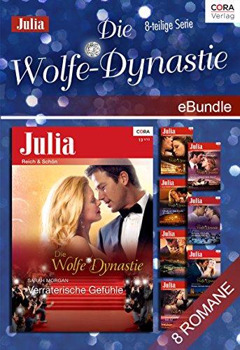 Die Wolfe-Dynastie (8-teilige Serie): eBundle