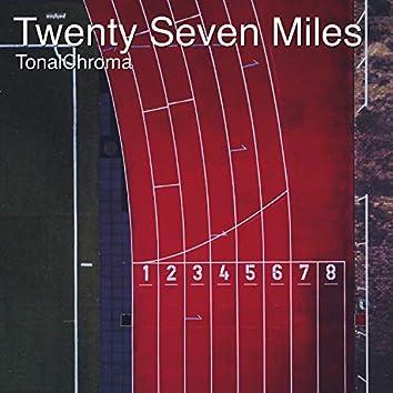 Twenty Seven Miles