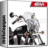 GIVI CUPULA A23 COMPATIBLE HONDA VT SHADOW SPIRIT 750 2007 07 2008 08 2009 09 2010 10