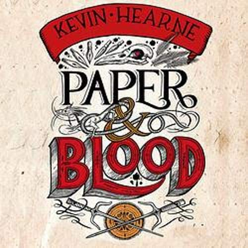 Paper and Blood cover art