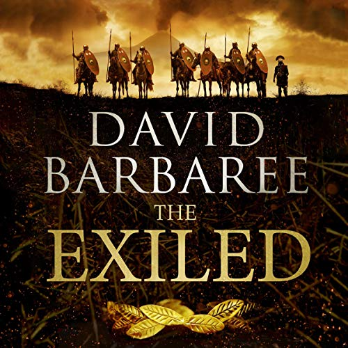 The Exiled audiobook cover art