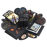 Komake Überraschung Box, Explosion Box, DIY Geschenk Scrapbook und Foto-Album für...