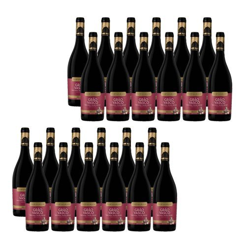 Grão Vasco Dão - Vino Tinto - 24 Botellas