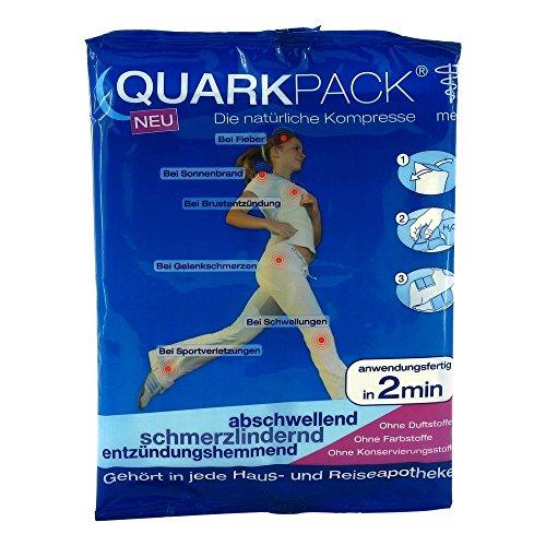 Quarkpack Kompresse Bei Entzündungen 5X4 St