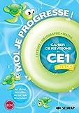 Moi je progresse CE1 - Cahier de révision - Cahier de vacances