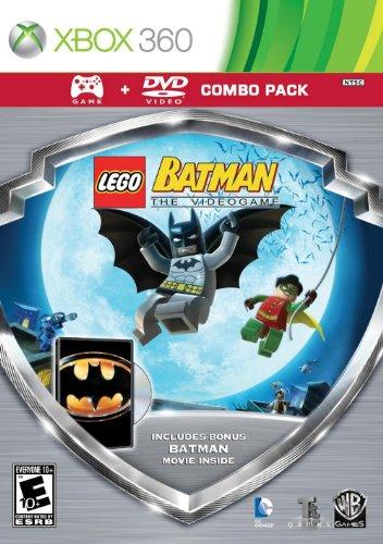 Lego Batman Game/Batman Movie DVD Combo Pack [USA]