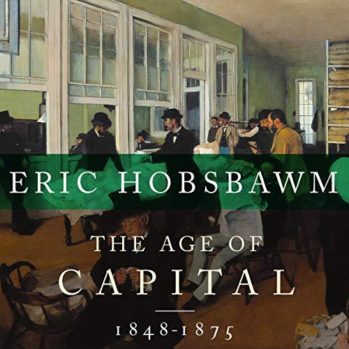 Page de couverture de The Age of Capital