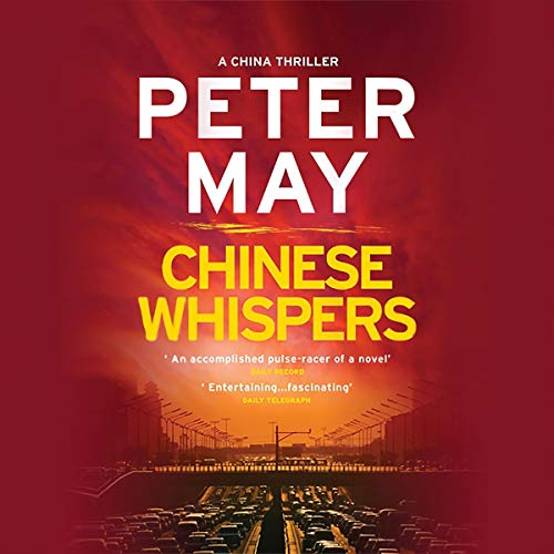 Chinese Whispers audiobook cover art