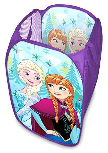 Frozen - Die Eiskönigin Anna ELSA Wäsche-Korb Aufbewahrungsbox Ordnungsbox Spielzeugkiste