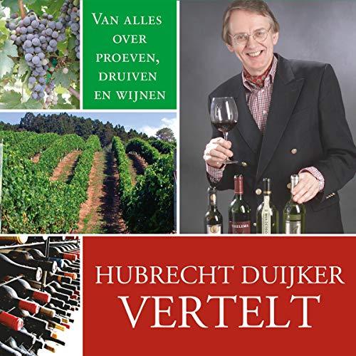 Hubrecht Duijker vertelt cover art