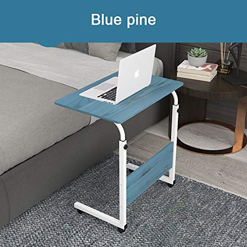 Nelen Mesa para Ordenador Portatil,Soporte Portátil Plegable del Ordenador portátil para PC Portátil Laptop de Cama,Sofá,Escritorio Con Soporte de Ratón