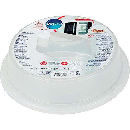 Wpro PLL003 - Coperchio in plastica per microonde