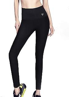 comprar comparacion ZHENROG Pantalones para Adelgazar, Mallas Deportivas Mujer, Pantalón de Sudoración Adelgazantes, Leggins Anticeluliticos F...