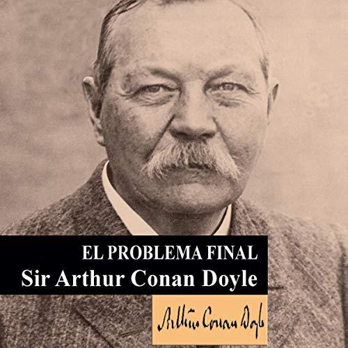 Diseño de la portada del título El problema final