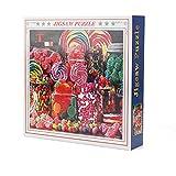 Puzzle 1000 Piezas Adultos Rompecabezas Jigsaw Niña Gigante Decoración 10 11 12 8 7 años Panoramicos Baratos Regalos Originales para Hombre Juguetes Navidad Cumpleaños Colegio Adolescentes