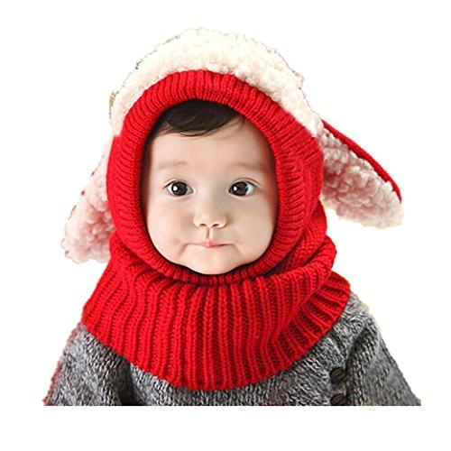 Babybekleidung Hüte & Mützen Longra Niedlich Winter Baby Kinder Mädchen Jungen...