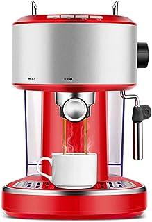 MJYDQ Pression Automatique Bubble Machine à Expresso Cappuccino Machine Grain Grinder Lait en Mousse Mousse Machine à café...