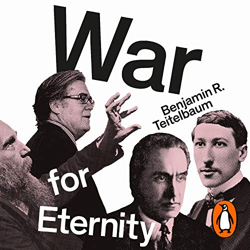 War for Eternity cover art