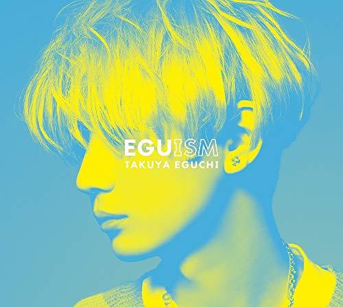 【Amazon.co.jp限定】江口拓也 デビューミニアルバム「EGUISM」【豪華盤】(L判ブロマイド付)