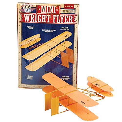 اسعار Sky Blue Flight Mini Wright Flyer Model Kit