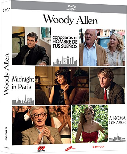 Pack Woody Allen [DVD]