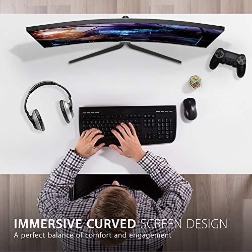 Viewsonic VX2458-C-MHD, 24 Zoll, Curved, Full-HD - 3