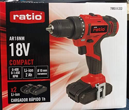 Ratio AR18NM 7993X222 Taladro Atornillador