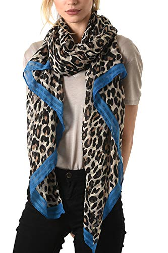 Leopard Print Scarves for Women ...