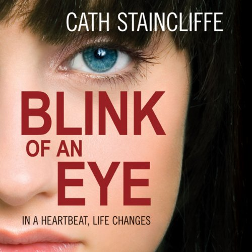 Blink of an Eye audiobook cover art