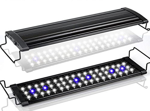 TRADE WING 129発LED 90cm〜125cm 水槽用照明 アクアリウムライト LED900