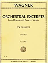 Orchestral Excerpts: Vol. 1 for Trumpet (IMC911)