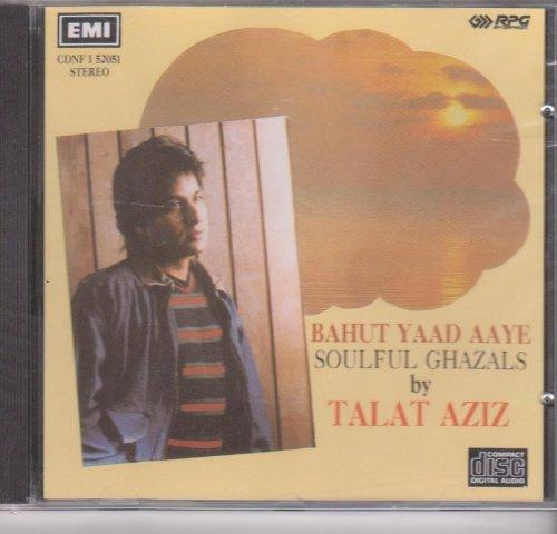 Bahut Yaad Aaye - Brand New Ghazals By Talat Aziz