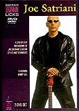 Hal Leonard Joe Satriani DVD