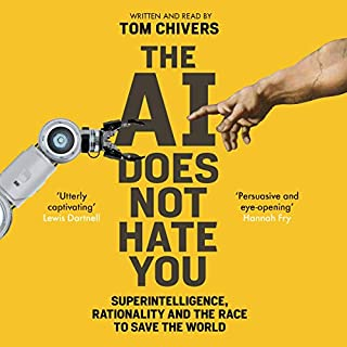 The AI Does Not Hate You cover art