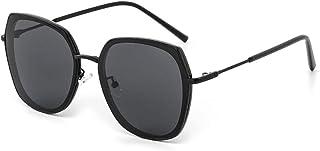 Classic Black Sunglasses for Women Men Polarized TAC Lens...