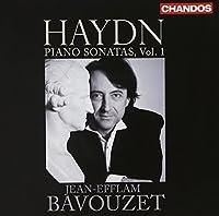 Haydn: Piano Sonatas, Vol. 1 by Jean-Efflam Bavouzet (2010-03-30)