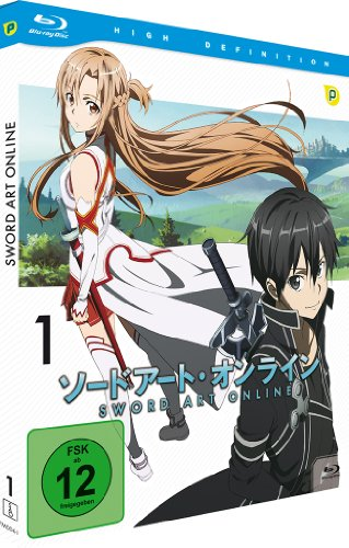 Sword Art Online - Staffel 1 - Vol.1 - [Blu-ray]