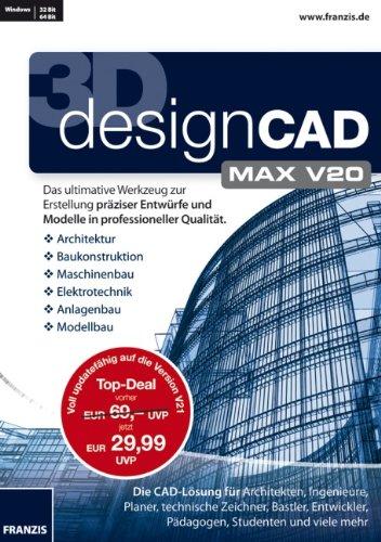 Design CAD 3D Max V20