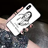 Inspired by Cardi B Phone Case Compatible With Iphone 7 XR 6s Plus 6 X 8 9 Cases XS Max Clear Iphones Cases TPU- Xr- Mousepad- Toys- Toddler- Toddler- 32972538134