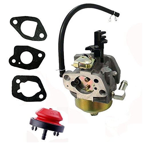 New Carburetor for MTD CUB CADET TROY BILT 951-10974 / 951-10974A / 951-12705 with 3 Gaskets