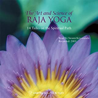 The Art & Science of Raja Yoga cover art