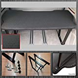 BREMER SITZBEZÜGE Multiflexboard Bettverlängerung kompatibel mit VW T5 & T6 Multivan FB128
