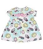 Kenzo Kids Abito Jiovanna Bambino Baby Girl Mod. KQ30027 1A