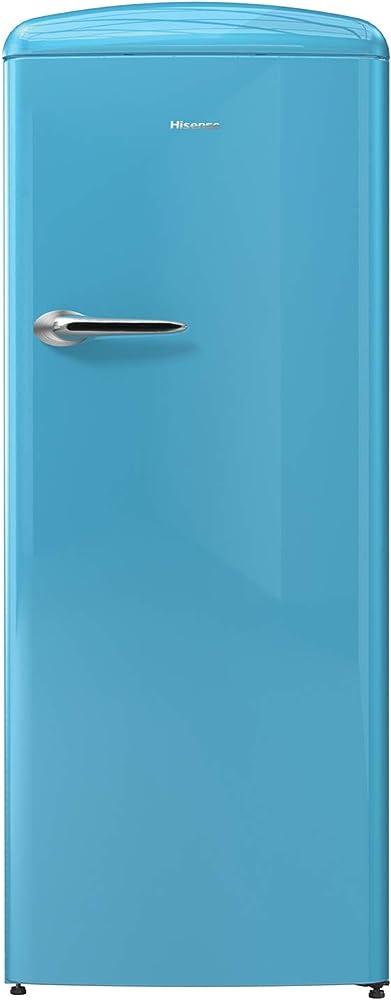Hisense frigorifero monoporta con comparto congelatore 4, 254 litri, 40 decibel, RR330D4AK2