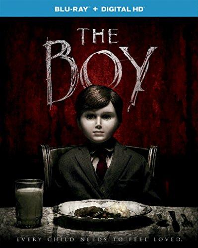 The Boy (2016) [Blu-ray]